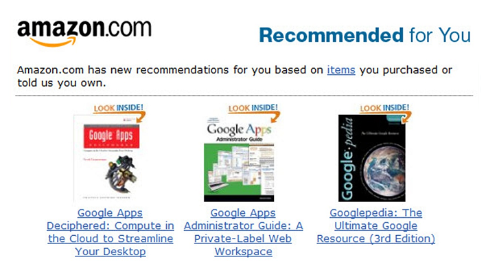 recomended-for-you amazon
